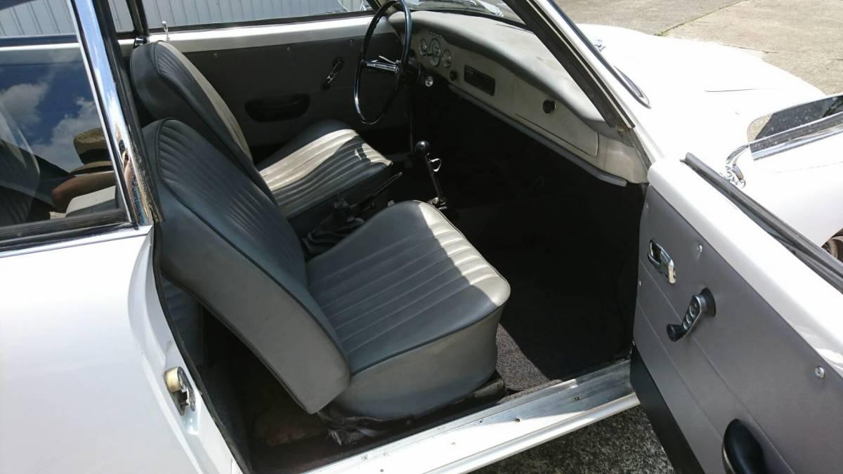 「1968y フォルクスワーゲン カルマンギア VW Karmann Ghia 空冷ワーゲン」の画像3