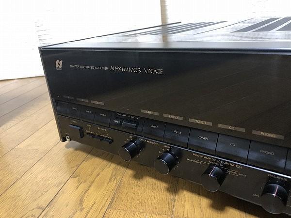Sansui SANSUI AU-X1111 MOS VINTAGE pre-main amplifier