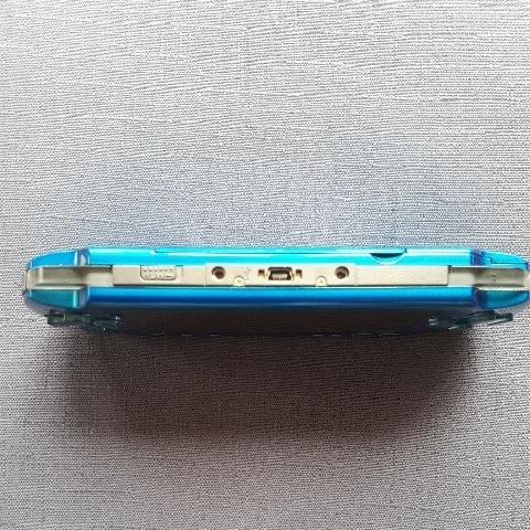1円スタート! 美品! PSP-3000 ブルー バッテリー 充電器付き_画像6