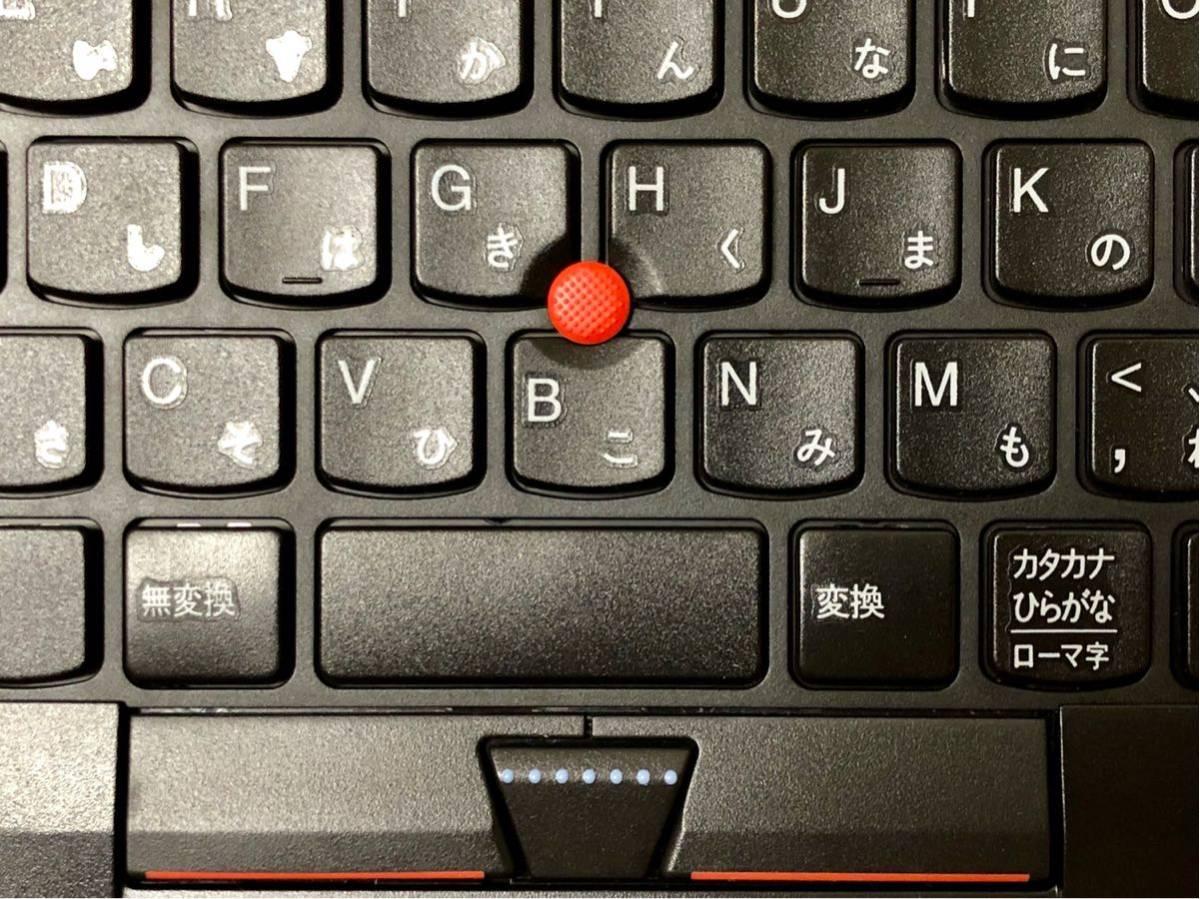 【ほぼ新品】ThinkPad Bluetooth ワイヤレス・トラックポイント・キーボード 日本語 【送料無料】_画像5