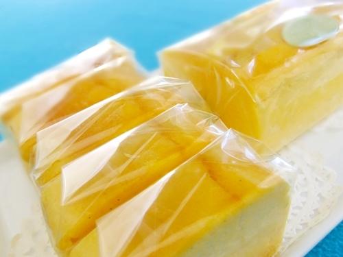 ◎marguerite◎バニラチーズケーキと週末のお菓子よりA・冷凍発送_バニラチーズケーキ個包装