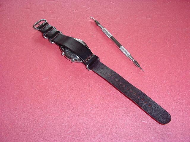 必要充分な機能を備えた CASIO OVW-100BJ 腕時計 ①_画像6