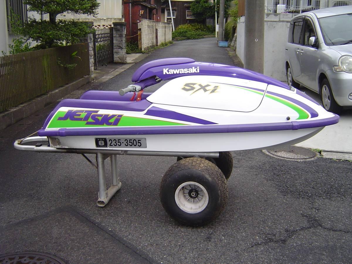 カワサキ ジェットスキー JS750B SXi ランチャーセット FACTORY ZERO ファクトリーゼロ KAWASAKI JET SKi