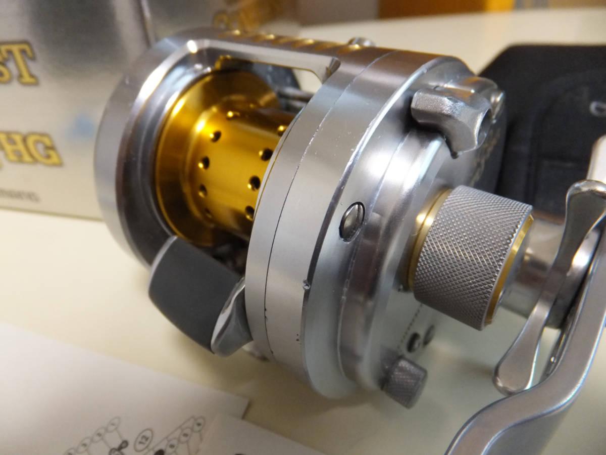 カルカッタ コンクエスト 300タイプJ-HG 中古品 機関良好_画像3