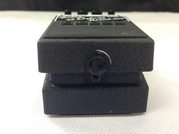 H703-607/HK10000 エフェクター Boss ボス FDR‐1 箱・取説付_画像6