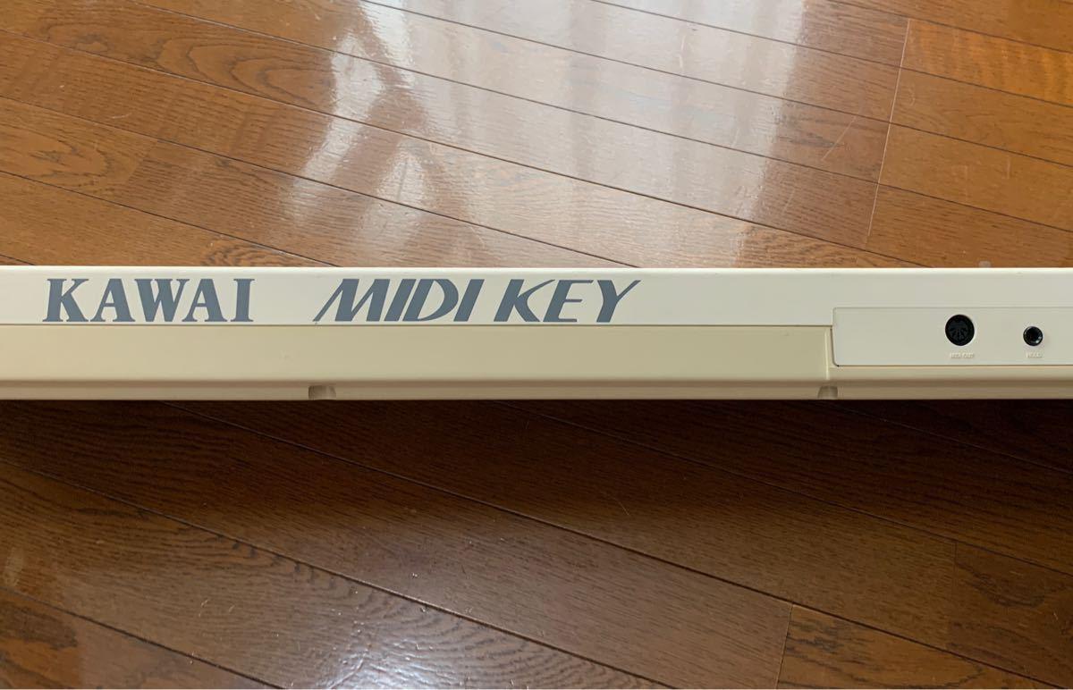 KAWAI MDK61 MIDI keybord _画像3