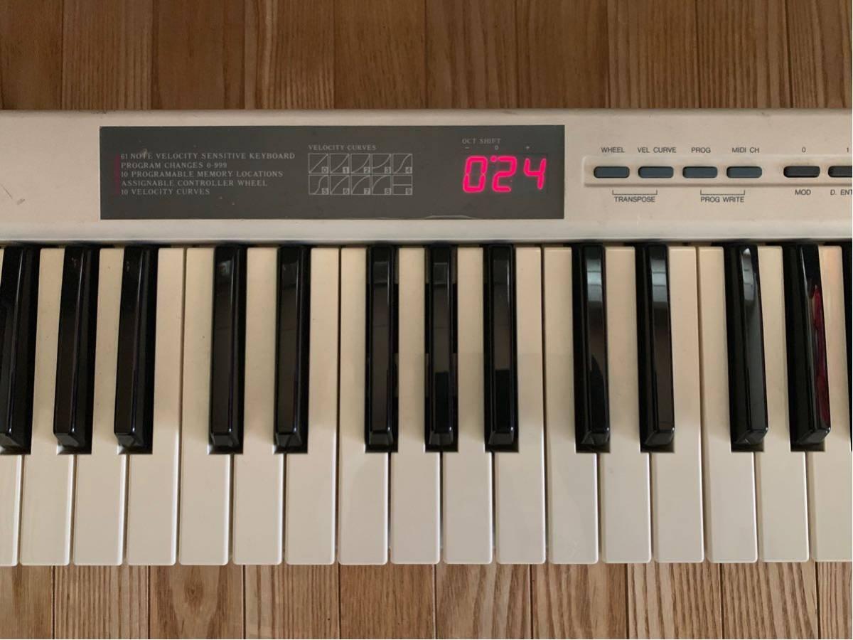 KAWAI MDK61 MIDI keybord _画像6