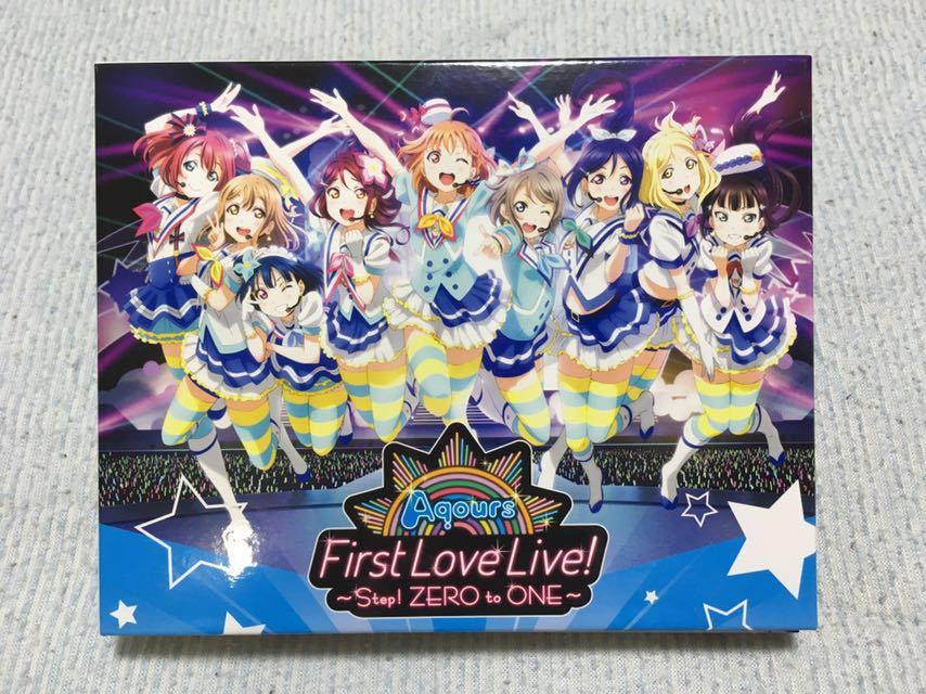 Aqours LoveLive! Blu-ray First / 2nd / 3rd / 4th / Saint Snow PRESENTS HAKODATE UNIT CARNIVAL Memorial Box 5巻セット 新品&中古美品_保管傷ありますが程度良いです。