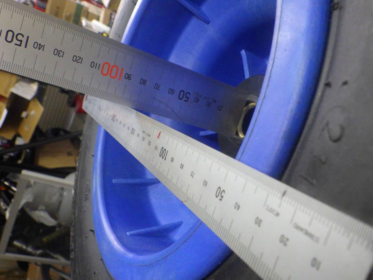 ジェットスキー 移動スタンド タイヤホイールセット 補修用に! 18×9.50―8 1本 複数在庫有り! SJ X2 SX-R_画像7