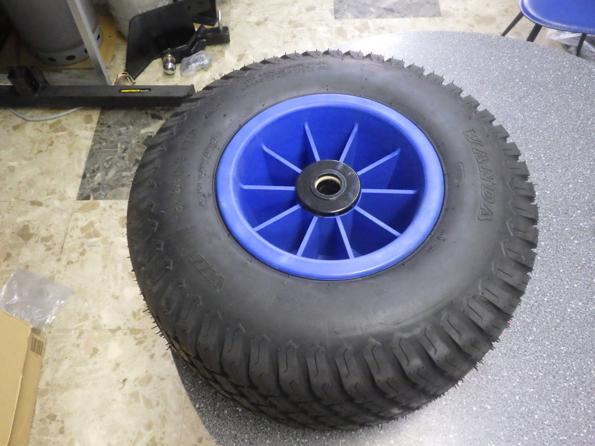 ジェットスキー 移動スタンド タイヤホイールセット 補修用に! 18×9.50―8 1本 複数在庫有り! SJ X2 SX-R