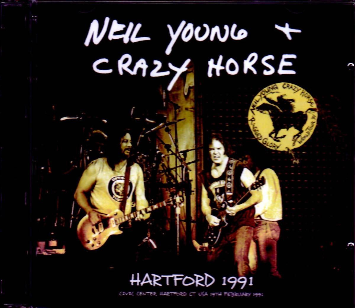 Neil Young & Crazy Horse ニール・ヤング/Hartford 1991