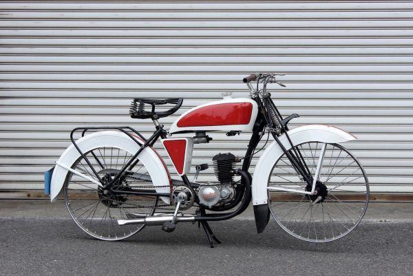 Aubier&Dune ビンテージフレンチバイク レストアベース