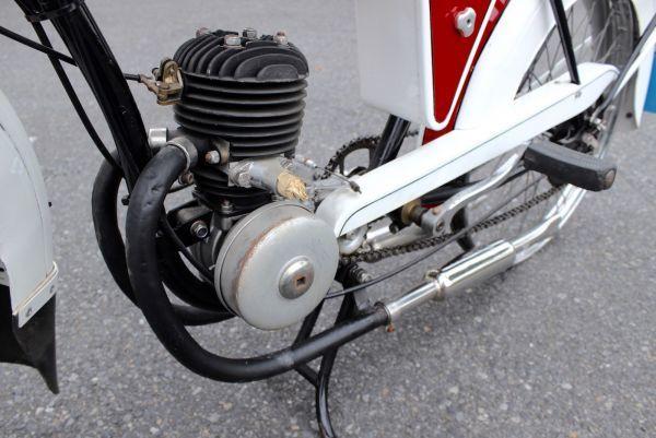 Aubier&Dune ビンテージフレンチバイク レストアベース_画像6