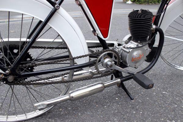 Aubier&Dune ビンテージフレンチバイク レストアベース_画像7