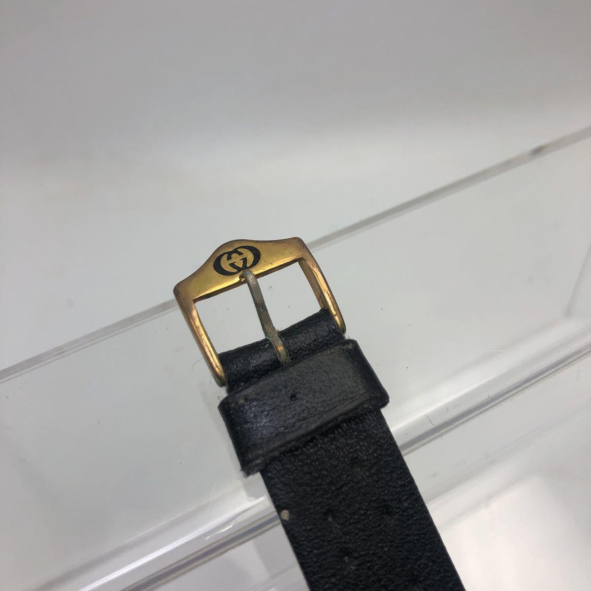 大人気 GUCCI グッチ オールドグッチ シェリーライン 腕時計 ヴィンテージ _画像3