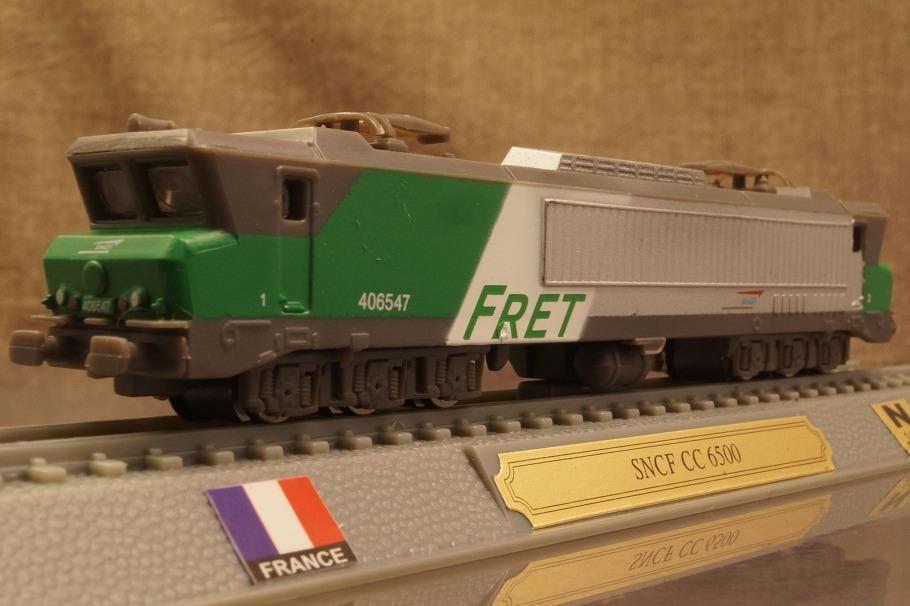 ★フランス国鉄 CC6500形電気機関車 1/160 985010_画像1