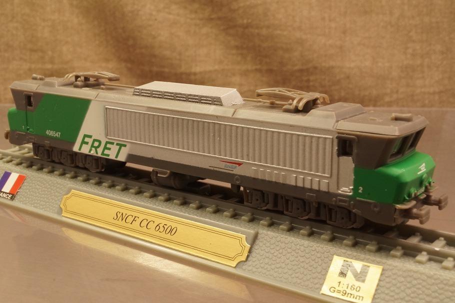 ★フランス国鉄 CC6500形電気機関車 1/160 985010_画像3