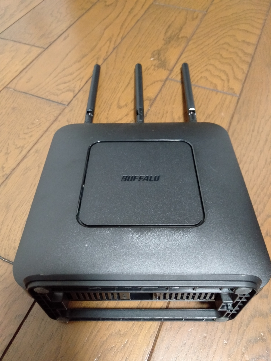 BUFFALO 無線LAN親機 無線LANルーター WXR-1750DHP2 Wi-Fiルーター