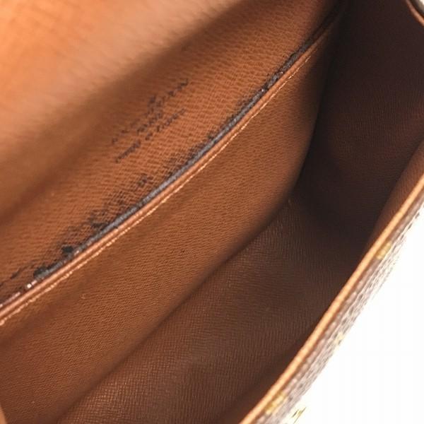 ○ルイヴィトン モノグラム サンクルー 極 美品 ショルダーバッグ 箱 袋有 G6-009_画像6