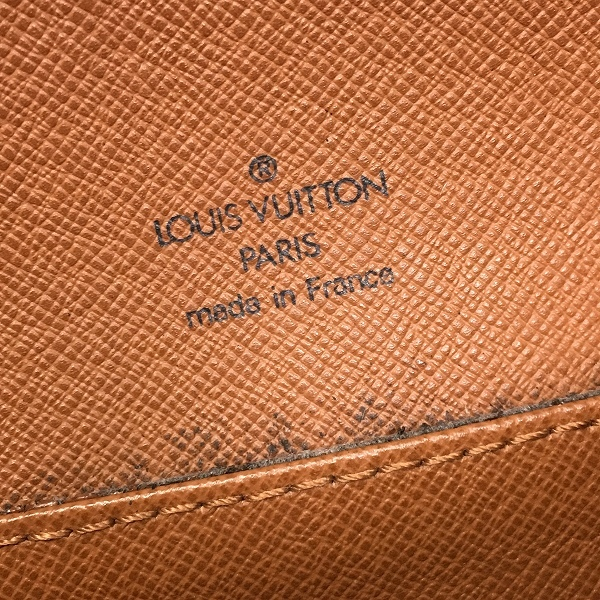 ○ルイヴィトン モノグラム サンクルー 極 美品 ショルダーバッグ 箱 袋有 G6-009_画像4