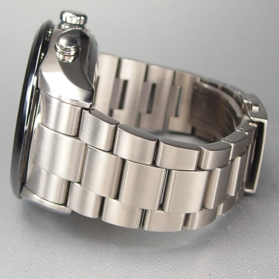 【美品 定価20万】 SEIKO セイコー ASTRON アストロン SBXA003 X52-0AA0 GPSソーラー 電波 チタンxセラミック メンズ 腕時計 ギャラ/BOX付_画像7
