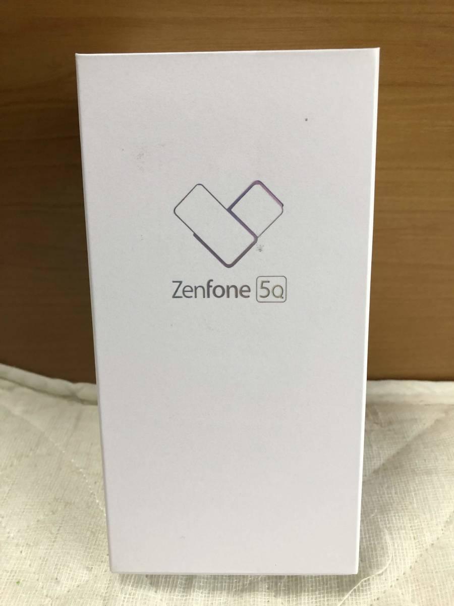新品同様品 ASUS ZenFone 5Q (ZC600KL) 4GB/64GB レッド 赤 国内版SIMフリー