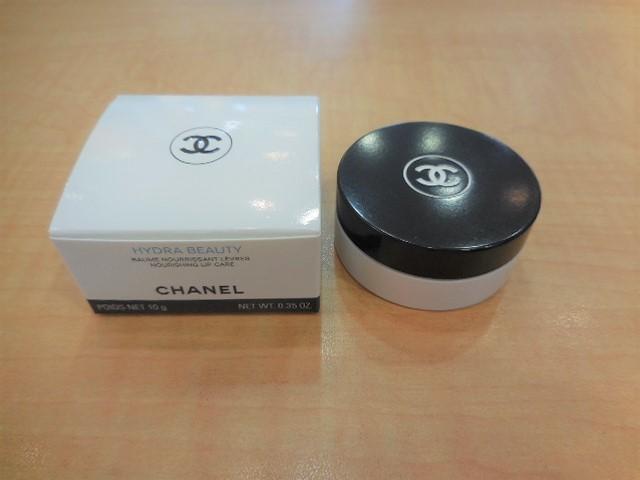 ◆未使用品◆ CHANEL シャネル イドゥラ ビューティ リップ バーム 10g #24118