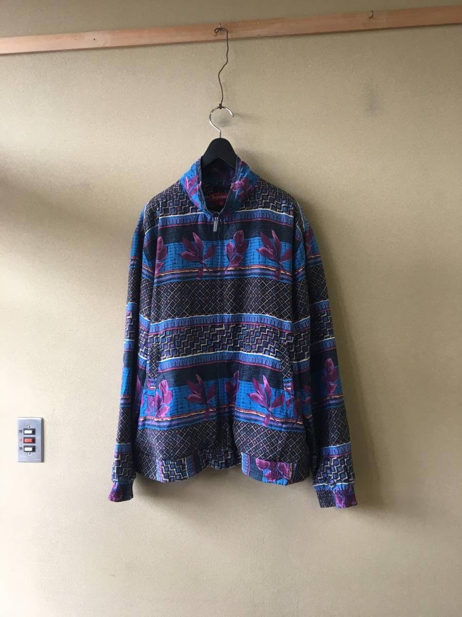 【Supreme/シュプリーム】Silk Bomber Jacket sizeM シルク ボンバージャケット Embroidery Logo 刺繍ロゴ 窪塚着 JasonDill着用 _画像2