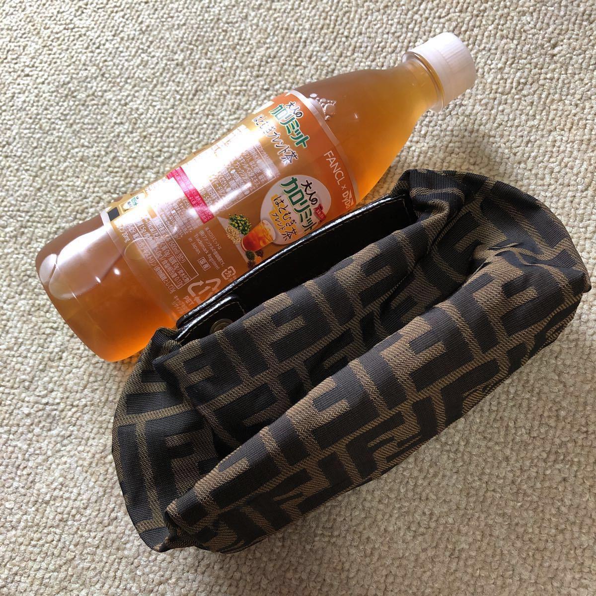 ペットボトルは含まれません。