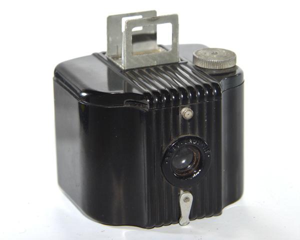 戦前のカメラ KODAK Baby Brownie (1934年頃)