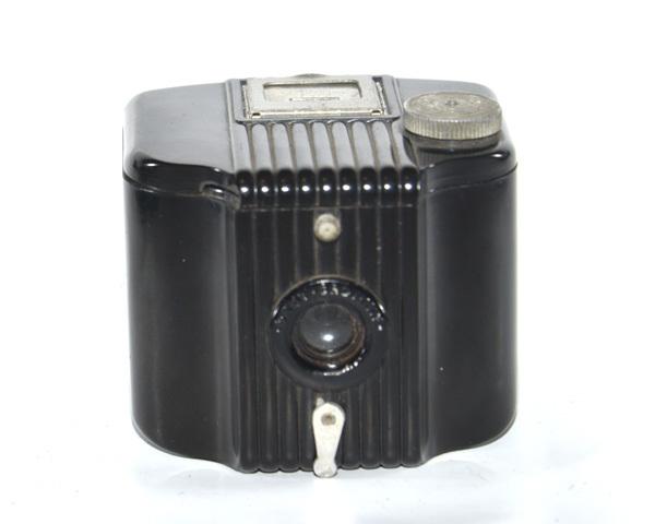 戦前のカメラ KODAK Baby Brownie (1934年頃)_画像7