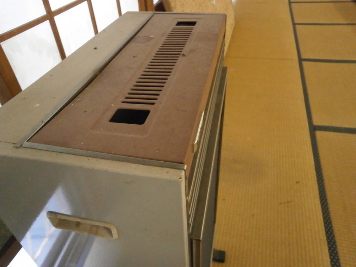 昭和レトロ サンヨー(SANYO)プロパンガスストーブ GHC-500P 1台_画像5