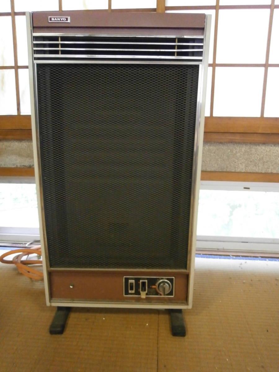 昭和レトロ サンヨー(SANYO)プロパンガスストーブ GHC-500P 1台_画像1