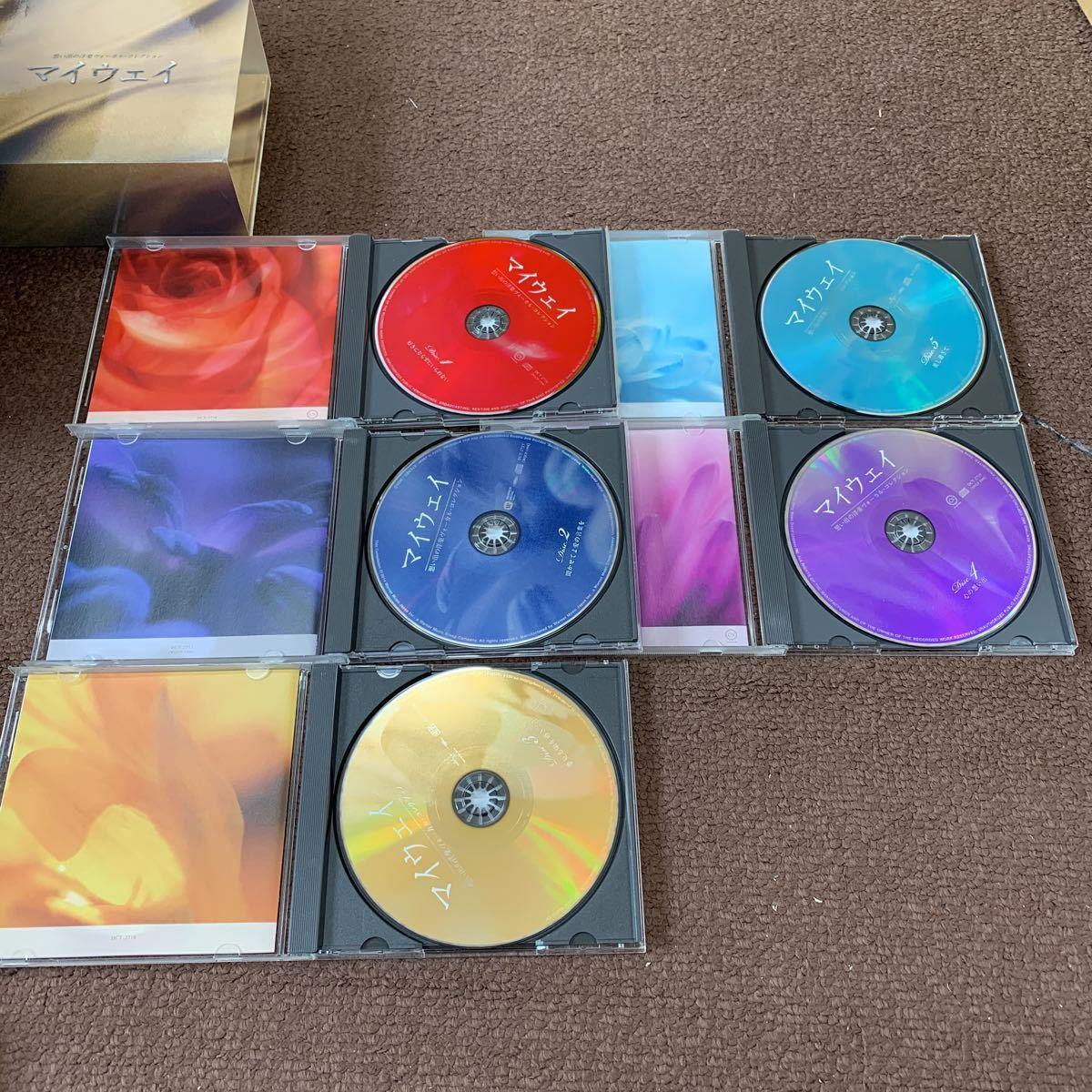 音楽のある風景 思い出の洋楽ヴォーカル・コレクション マイウェイ CD-BOX 5枚組 0711ts3_画像4