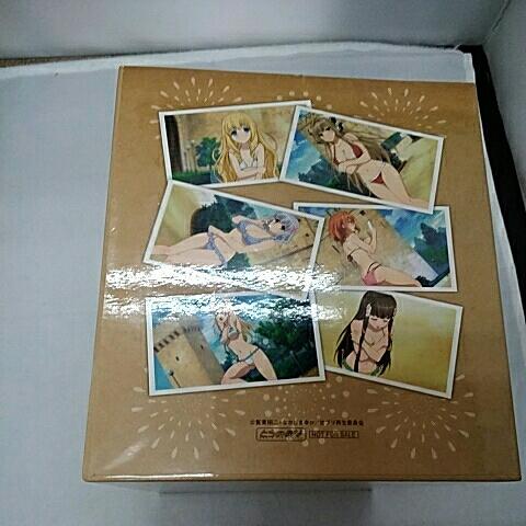 思い出のオリジナル全巻収納BOX Blu-ray 甘城ブリリアントパーク 収納boxのみ 0711nc2_画像4