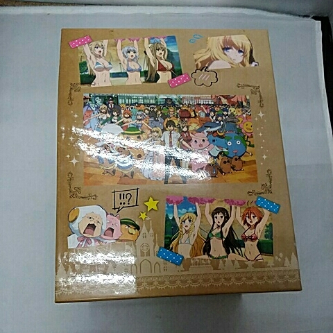 思い出のオリジナル全巻収納BOX Blu-ray 甘城ブリリアントパーク 収納boxのみ 0711nc2_画像3