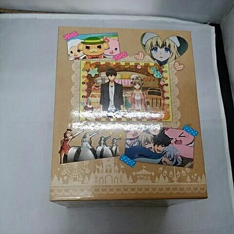 思い出のオリジナル全巻収納BOX Blu-ray 甘城ブリリアントパーク 収納boxのみ 0711nc2_画像2