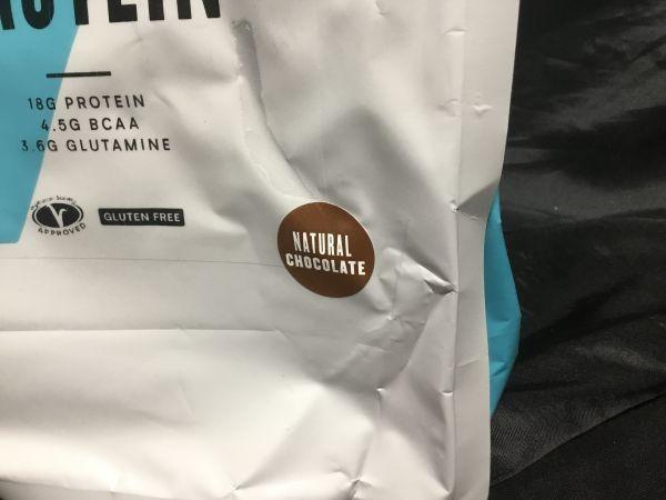 数限おまけ付き マイプロテイン Impact ホエイ プロテイン New ナチュラルチョコレート 1kg_画像2