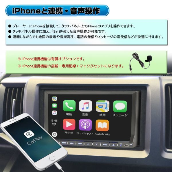有料追加対応 iphoneと接続