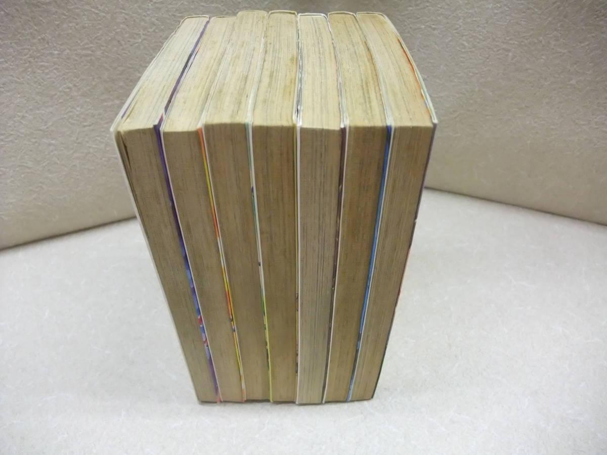 mse507) プラモウォーズ 全7巻セット 今木商事 全巻初版_画像3