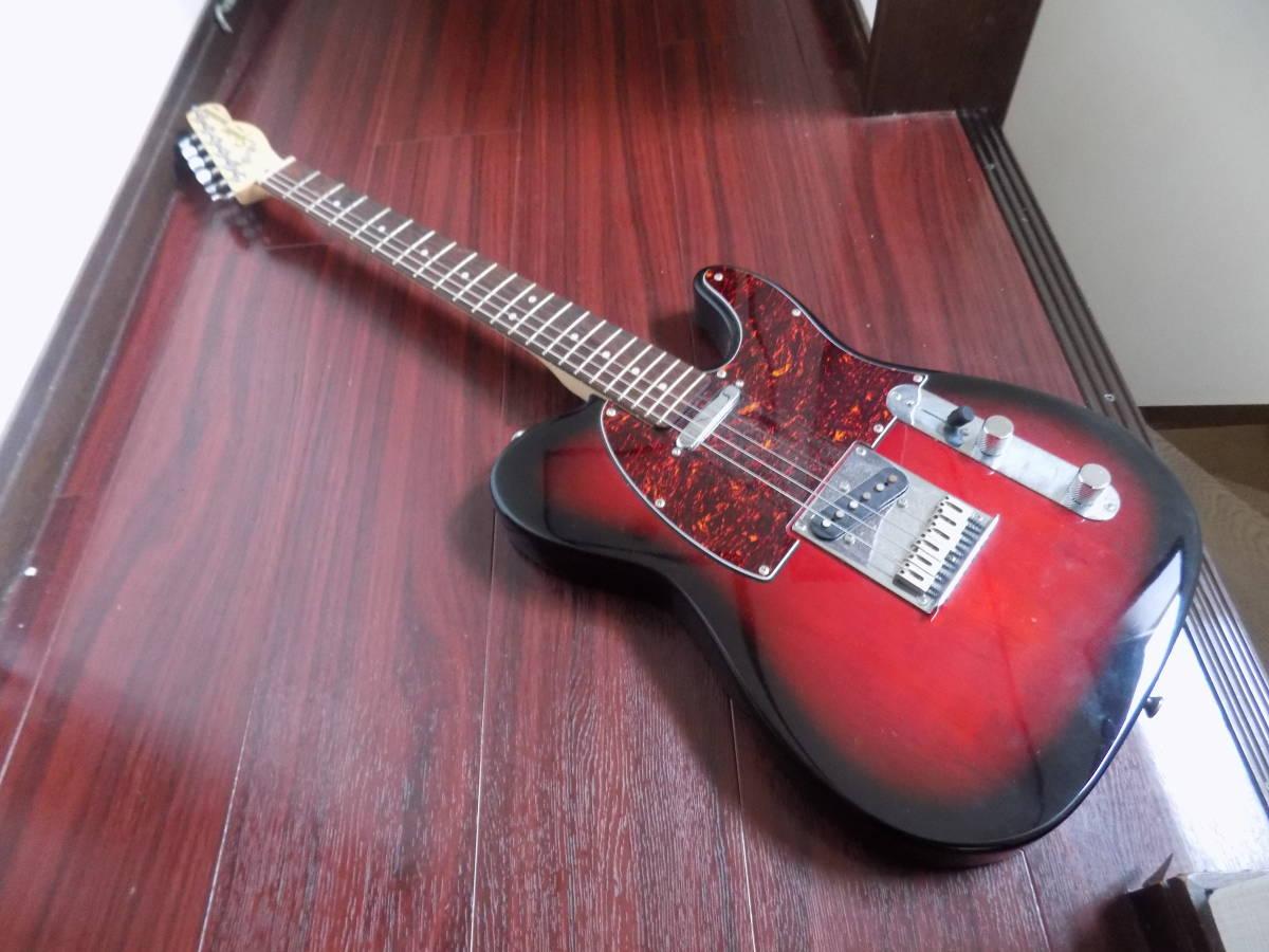 ☆\1円~♪ Squier Telecaster by Fender エレキギター中古現状品☆