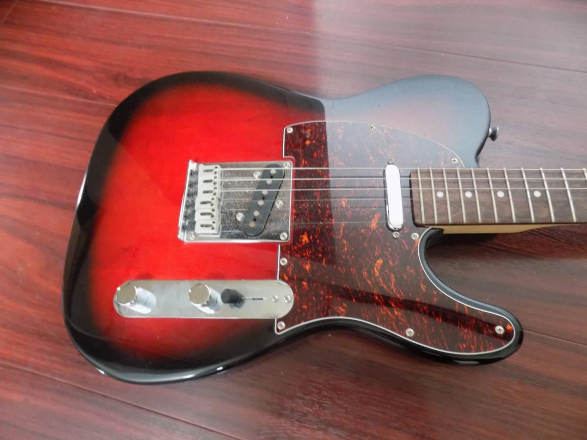 ☆\1円~♪ Squier Telecaster by Fender エレキギター中古現状品☆ _画像3