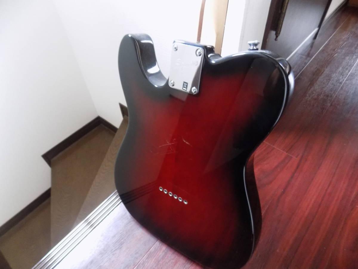 ☆\1円~♪ Squier Telecaster by Fender エレキギター中古現状品☆ _画像5