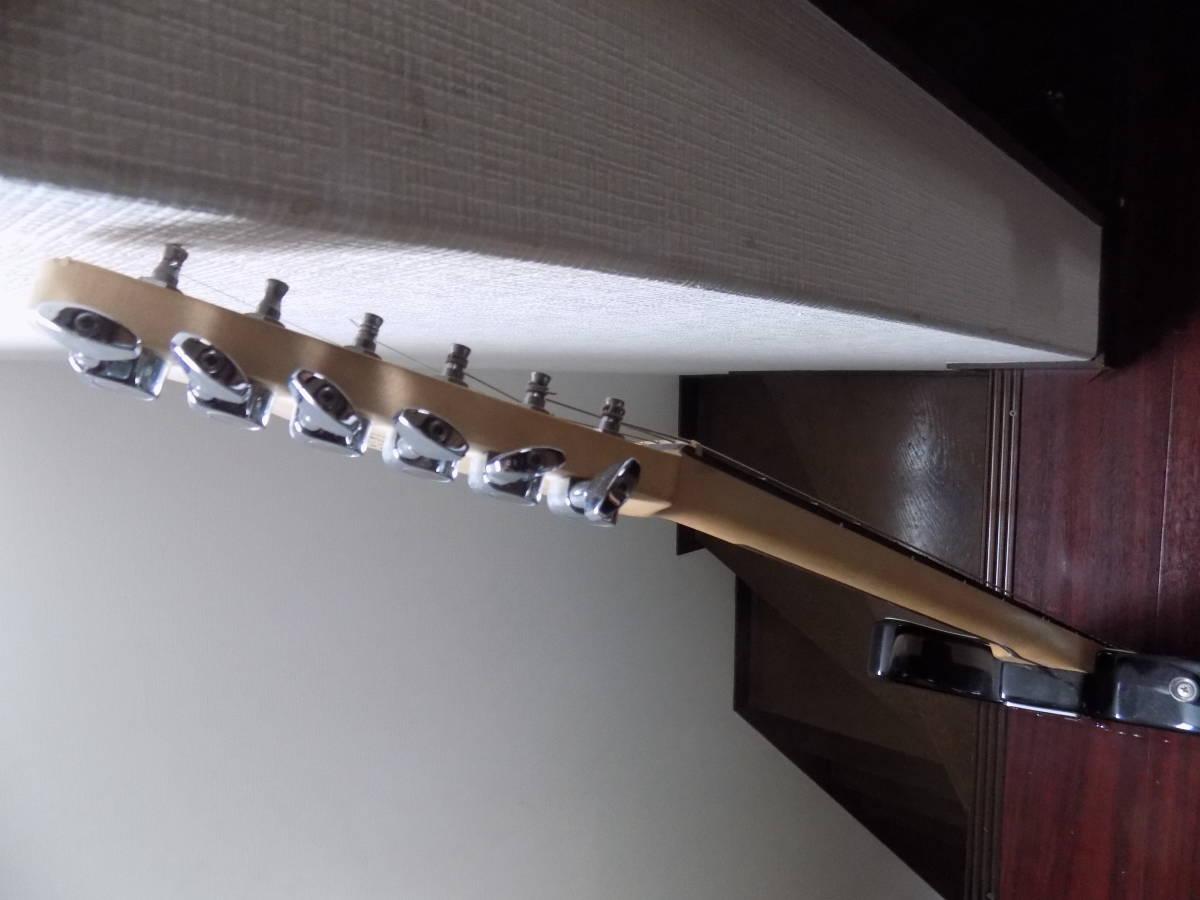 ☆\1円~♪ Squier Telecaster by Fender エレキギター中古現状品☆ _画像9