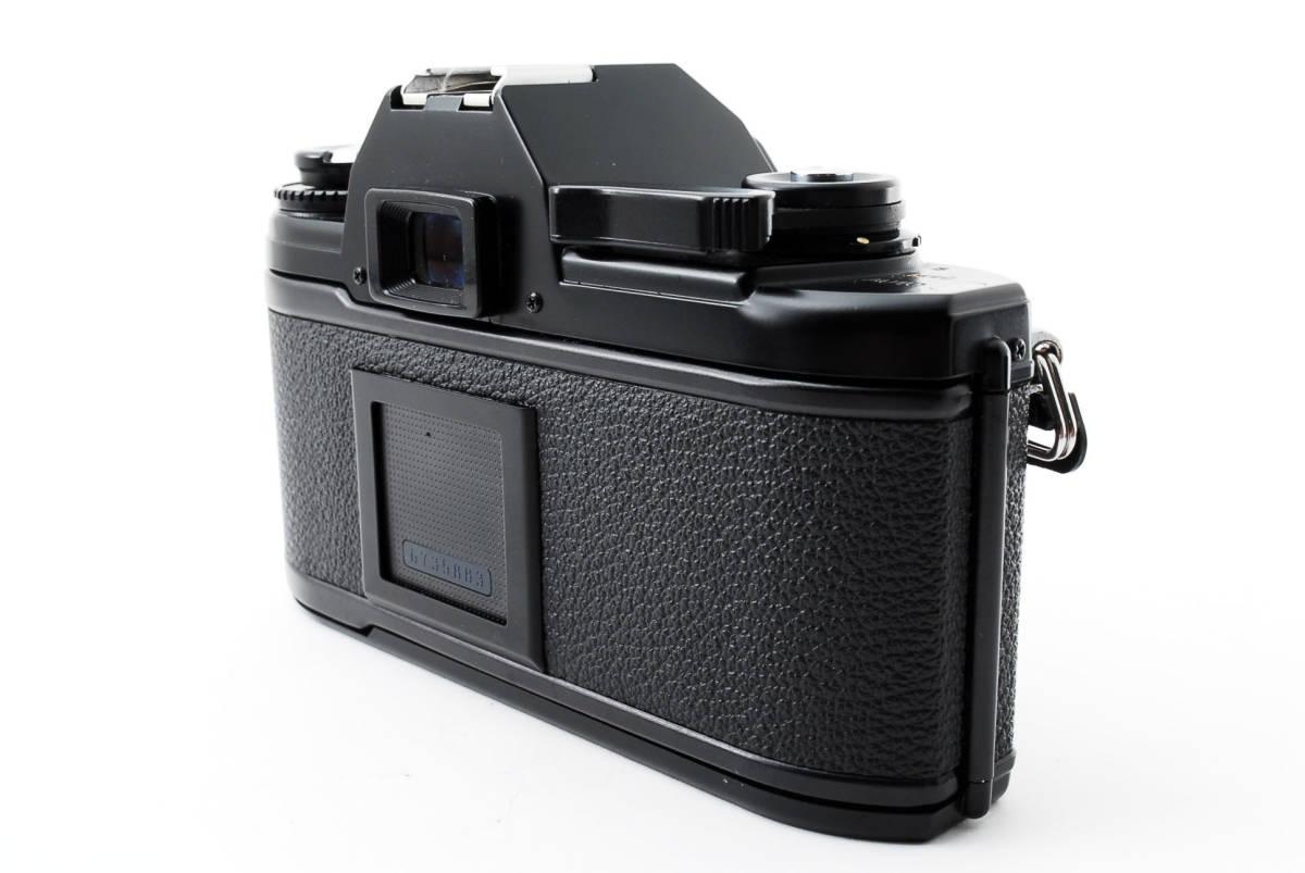 ★即決★値下げ交渉あり★ニコン Nikon EM Black MF 一眼レフカメラ ボディ★新品級★#2544_画像5