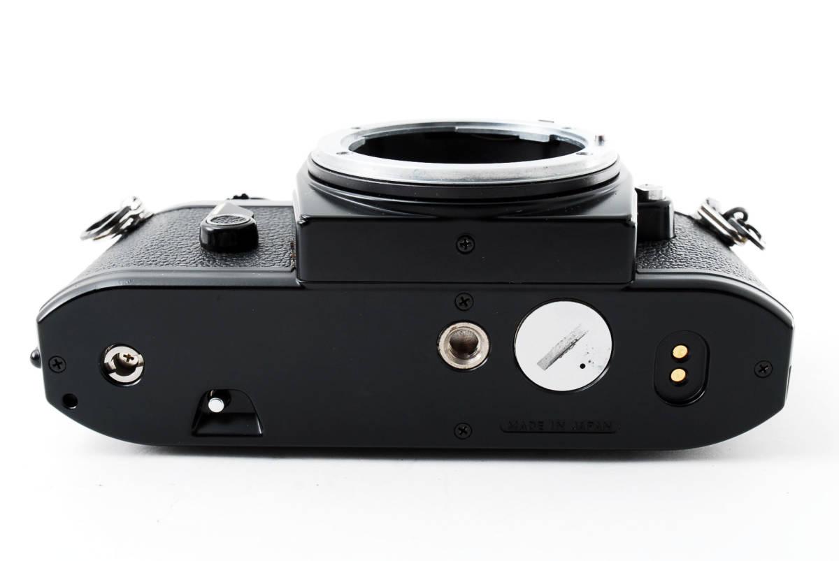 ★即決★値下げ交渉あり★ニコン Nikon EM Black MF 一眼レフカメラ ボディ★新品級★#2544_画像10