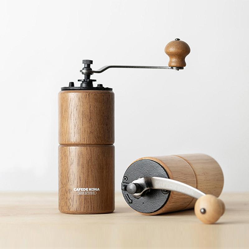 手動コーヒー 粗細調節可 コーヒー豆 セラミック マグカップ付き 手回し アウトドア クリーニング コーヒー用品