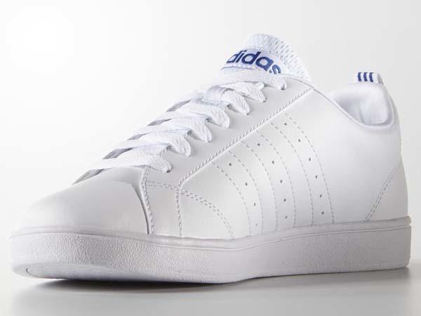 100円~ adidas バルストライプス2 [VALSTRIPES 2] 白/黒 27.0cm_画像4