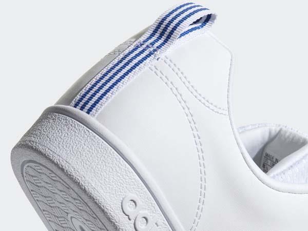 100円~ adidas バルストライプス2 [VALSTRIPES 2] 白/黒 27.0cm_画像7