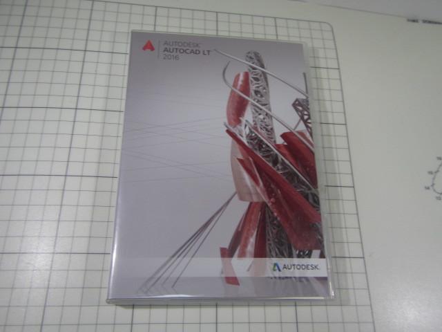 ★☆Autodesk AutoCAD LT 2016 TBP:PA SUB JE DVD for Windows 日本語版 管理:928 送料